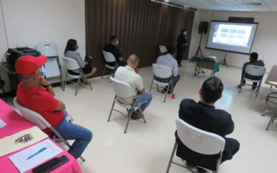 CD capacita instructores y activistas en el nuevo APP para inscripciones en partidos políticos